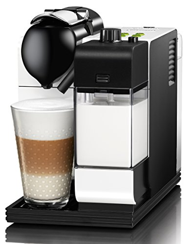 Machine à espresso Delonghi - EN520.W - Lattissima - 1300 W - Blanc