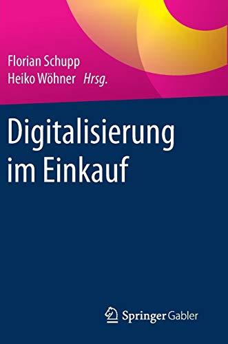Digitalisierung im Einkauf