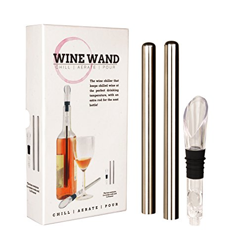 wine-wand-the-ultimate-in-wine-gifts-wine-cooler-chiller-aerator-2-cooling-chilling-wands-an-aerator