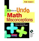 [ ACTIVITIES TO UNDO MATH MISCONCEPTIONS, PREK-GRADE 2 [WITH CDROM] ] BY Bamberger, Honi Joyce ( Author ) [ 2010 ] Paperback