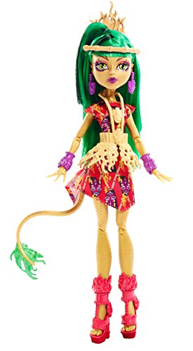 Doll - Ghoul'S Getaway - Jinafire Long (Dkx95) (Monster High Jinafire Long)