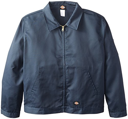 Dickies Jt75 Chaqueta de Trabajo, Azul (Dark Navy Dn), Medium (Tamaño del Fabricante:Med'm) para Hombre