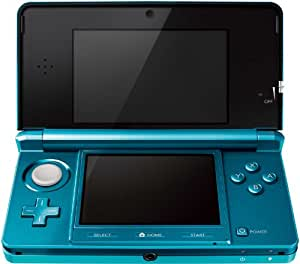 Nintendo 3DS Handheld Console - Aqua Blue