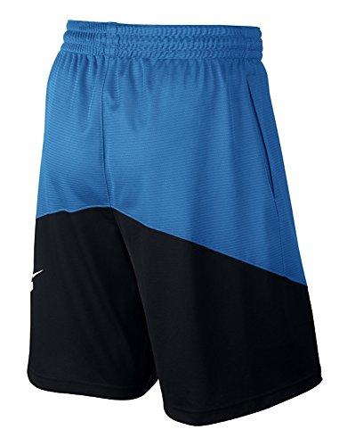 Nike M Nk Short Hbr - Shorts Für Herren Blau (foto Blu / Nero / Bianco)