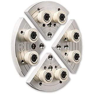 Axminster SK100 Button Jaws - 150mm