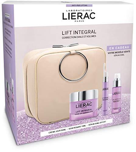 LIERAC LIFT INTEGRAL COadera CREMA +SERUM +AUGENKONTORN