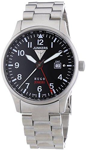 Junkers Men's Watch XL Analogue Quartz Stainless Steel 6644M2 Hugo