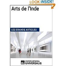 Arts de l'Inde (Les Grands Articles d'Universalis) (French Edition)