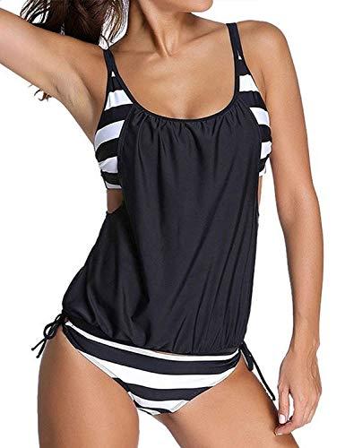 Donna avvolgere senza ferretto bikini imbottito della spiaggia costume da bagno sexy moda mare donne takini