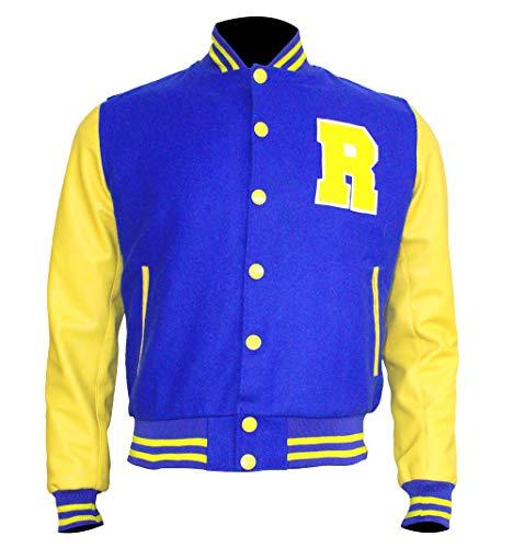 Riverdale Archie Andrews Archibald Letterman R Logo Varsity Jacket 3XL High-school-varsity-jacken