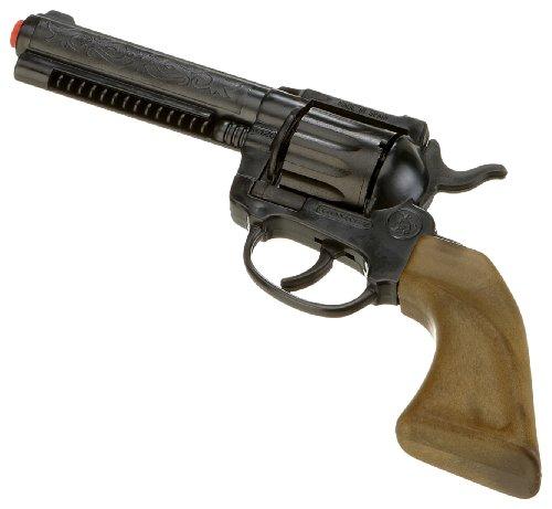 Gonher 120/6 - Revolver Cowboy 12-Schuss mit Langlauf 24 cm, ()
