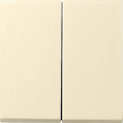 Gira 029501 Serienwippe für Wippschalter cremeweiß-glänzend