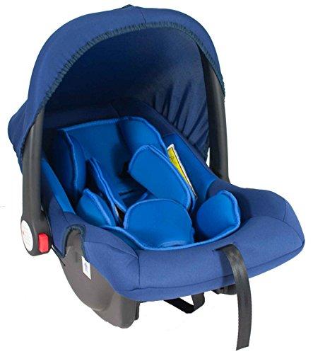 Babyschale United-Kids Babys Dream Gruppe 0+ 0-13 kg blau