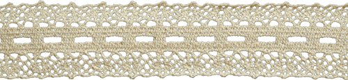 Decorative Trimmings Ribbon Beading Cluny Lace Trim 2