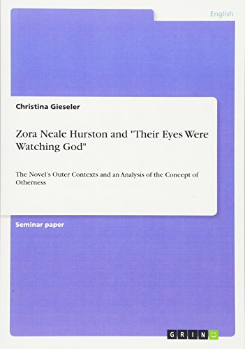 an analysis of true identity in their eyes were watching god by zora neale hurston