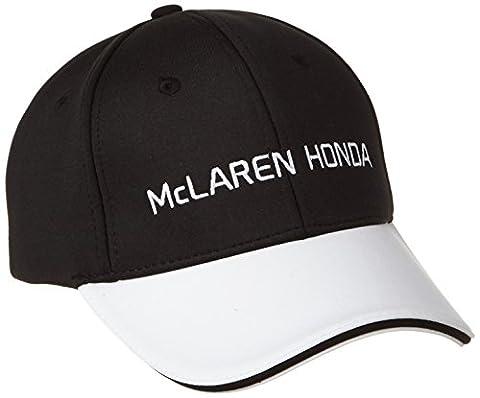 McLaren F1Honda Official Team Cap Mens, Men, McLaren Honda Official Team Cap, black/white