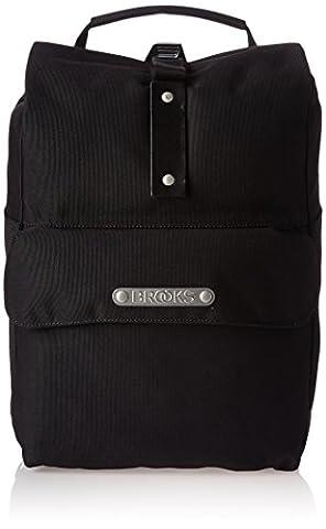 Brooks Norfolk Front Travel Panniers Fahrradtasche, 800511, Farbe schwarz