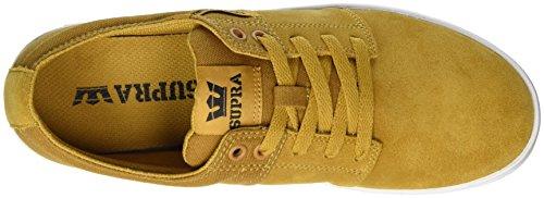 SupraStacks Ii - Pantofole Uomo Gold (Amber Gold-White)