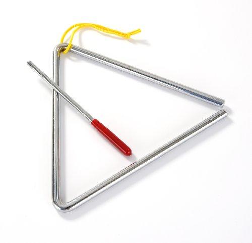 Percussion Plus Pädagogische Triangel 8 Zoll/20,32 cm