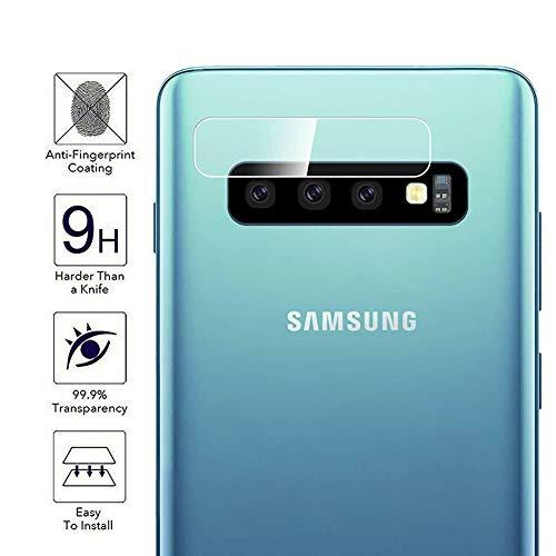 Samsung Lente de la cámara Protector Super Clear Ultra 2 5D HD de Nuevo  Lente de la cámara de Vidrio Templado película Cubierta para Samsung [2  Pack]