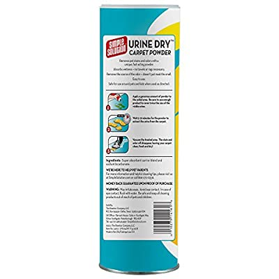 Simple Solution Urine Dry Carpet Powder - 680g