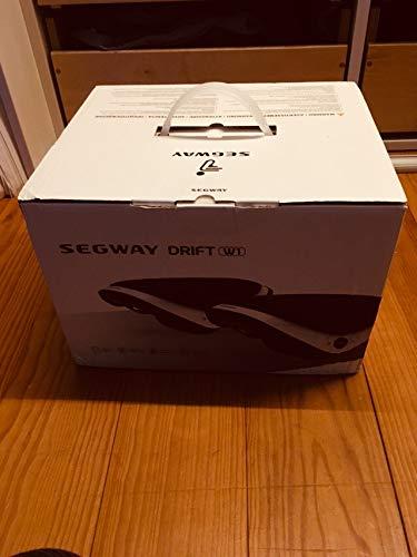 Segway Drift W1 E-skate, Weiß, One Size
