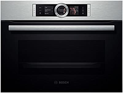 Bosch CSG636BS1 - Horno (Integrado, Eléctrico, A+, Acero inoxidable, Tocar, 30 - 250 °C)