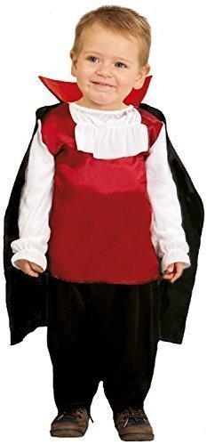 en Junge Vampir süß GRAF Dracula Transylvania Halloween Horror beängstigend Karneval TV Buch Film Verkleidung Kostüm Kleidung 6 - 24 Monate - 6-12 Months ()