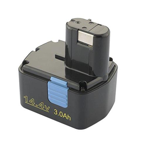 Bateria Ni-MH 3000mAh 14,4V para Hitachi DS14DVB DS14DVB WR14DMR DH 20DV DS 14DAF2 DS 14DMR DS 14DV...