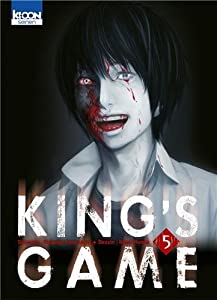 King's Game Edition simple Tome 5