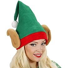 WIDMANN 5374E - Cappello da Elfo con Orecchie e099e5b366e4