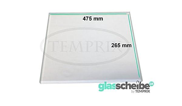 Kühlschrank Einlegeboden : Kühlschrank einlegeboden von temprix glasscheibe für gemüsefach