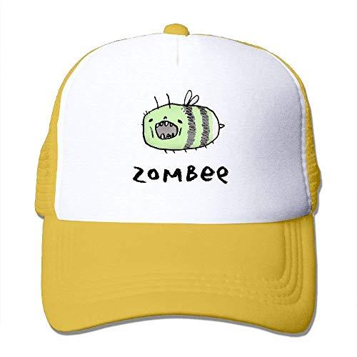 at Baseball Caps Funny Grid Hat Adjustable Trucker Cap ()