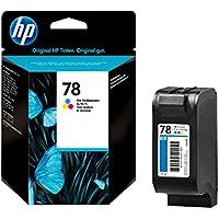 HP C6578AE Cartuccia, 38 ml, colore: Ciano/Magenta/Giallo