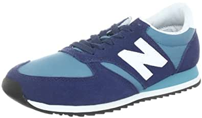 The New York Doll Collection  U420SNP, Chaussures de Gymnastique mixte adulte - Bleu - Blu (Blau (SNB BLUE 5)), 44 1/2 EU