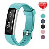 Best Health Trackers - Lintelek Fitness Tracker, Slim Activity Tracker with Heart Review