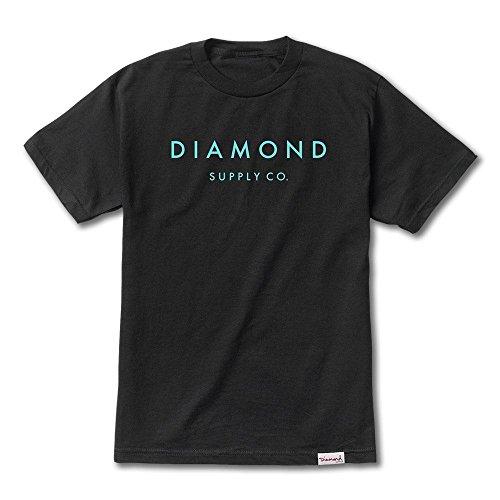 Diamond Supply Co. Stone Cut T-Shirt Black Tiff