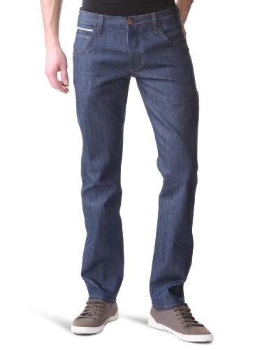 Wrangler - Jeans Spencer, Uomo, Blu (Bleu (Brut Denim - Dry)), 44/46 IT (31W/32L)