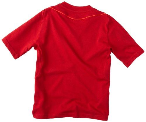 adidas Kinder Trainingsshirt T12 Team Short Sleeve Rot/Weiß
