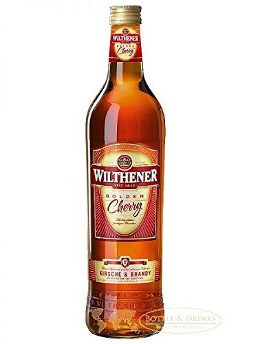 Wilthener Golden Cherry Kirsche & Weinbrand 0,7 Liter