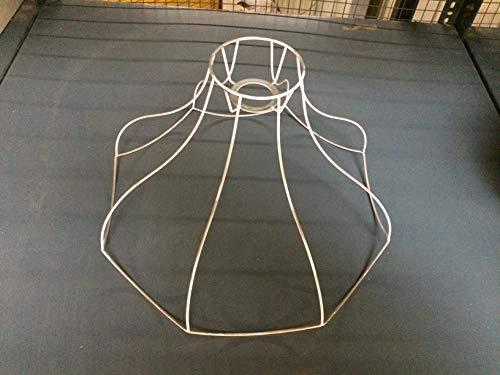 Nexos Trading - Pantalla lámpara estructura alambre