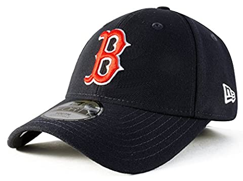 Kinds Boston Red Sox MLB The League Jr 9Forty Baseball Kappe Einstellbar Hook & Loop Fastening Marineblau KIND AGE 2-5 Gre Einstellbar, Marineblau, youth