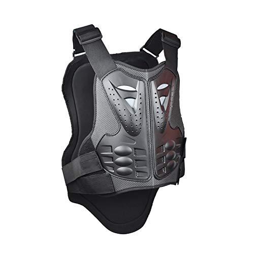 TZTED Rückenprotektor für Ski und Snowboard Schutzkleidung Rückenprotektor zum Umschnallen Rollschuhlaufen Rückenprotektor für Ski,XL