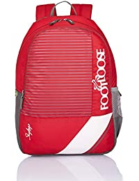 Skybags Bro 25 Ltrs Red Casual Backpack (BPBROERED)
