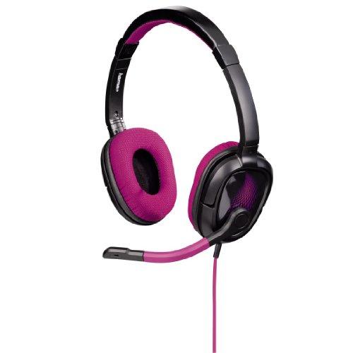 Hama Comfort Series PC-Headset lila -