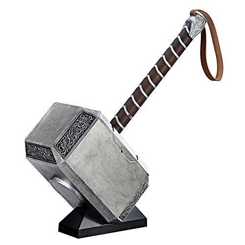 Marvel Legends Series Mjolnir elettronico martello