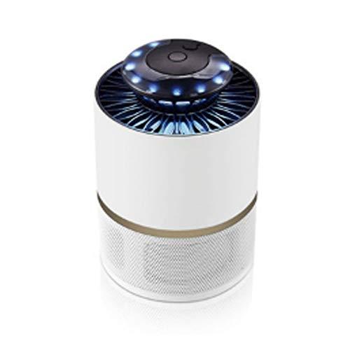 leise Indoor LED energiesparende Moskito-Mörder Haushaltsmoskito Schwangerschaft Baby-White ()