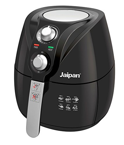 Jaipan Yj2588 2.5-litre Air Fryer (black)