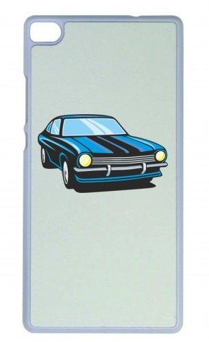 Smartphone Case Hot Rod Sport carrello auto d epoca Young Timer shellby Cobra GT muscel Car America Motiv 9818per Apple Iphone 4/4S, 5/5S, 5C, 6/6S, 7& Samsung Galaxy S4, S5, S6, S