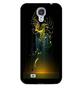 Citydreamz Modern Art\Creative Design Hard Polycarbonate Designer Back Case Cover For Samsung Galaxy S4